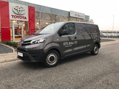 brugt Toyota Proace Medium 2,0 D Base+ 120HK Van 6g