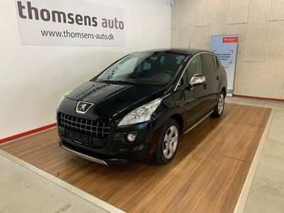 brugt Peugeot 3008 2,0 HDi 150 Style