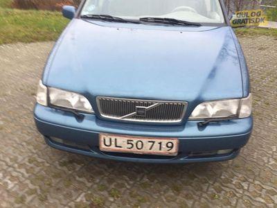 brugt Volvo S70 2,5 T