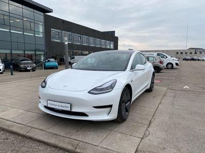 brugt Tesla Model 3 60 EL Plus 306HK Aut.