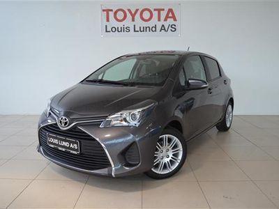 usata Toyota Yaris 1,3 VVT-I T2 100HK 5d 6g