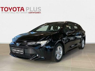 brugt Toyota Corolla Touring Sports 1,8 Hybrid H3 E-CVT 122HK Stc Trinl. Gear