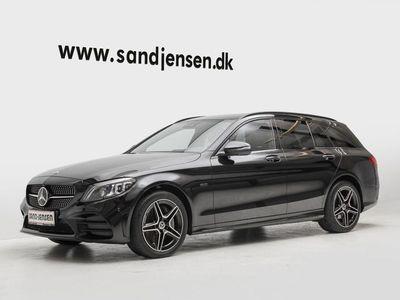 brugt Mercedes C300 de 2,0 AMG Line stc. aut. Van