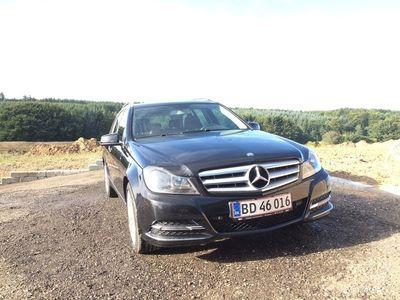 brugt Mercedes C220 Cdi H2S2M0