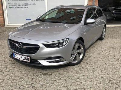 brugt Opel Insignia Sports Tourer 1,5 T Impress 165HK Stc 6g Aut. B