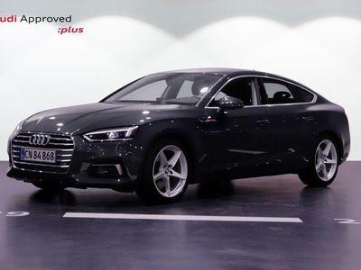 brugt Audi A5 Sportback 40 TFSi Sport S-tr.