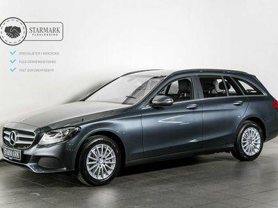 second-hand Mercedes C220 d 2,2 Business stc. aut.