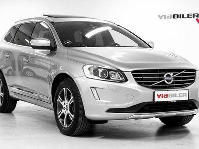 brugt Volvo XC60 2,4 D5 Summum AWD 215HK 5d 6g Aut.