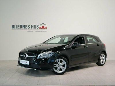 brugt Mercedes A180 d 1,5 Edition