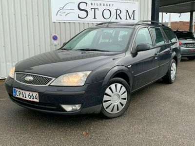 brugt Ford Mondeo 2,5 170 Sport stc.