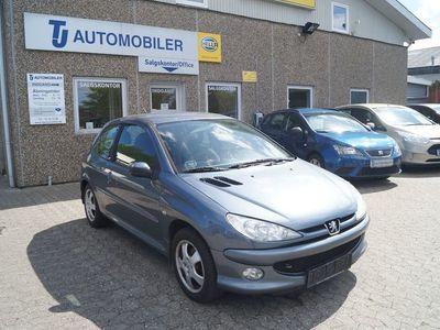 brugt Peugeot 206 1,6 S-line