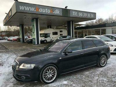 brugt Audi A6 Avant 3,0 V6 TDI Quattro Tiptr. 225HK Stc Aut.