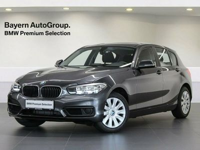 used BMW 120 d 2,0 Connected aut.