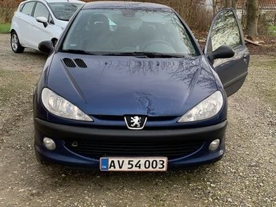 brugt Peugeot 206 2,0