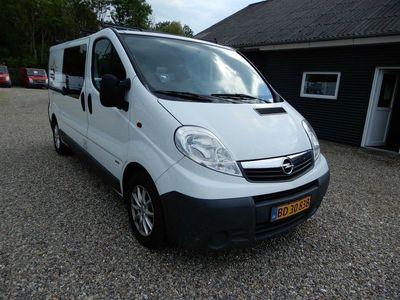 brugt Opel Vivaro 2,5 DTi L2H1 Van