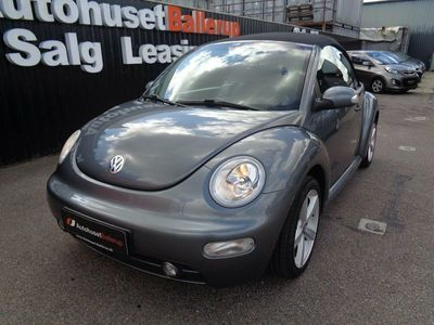 used VW Beetle New1,6 Cabriolet