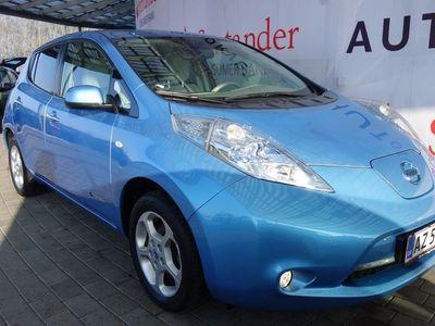 brugt Nissan Leaf el EL Visia 24 kWh 109HK 5d Aut.