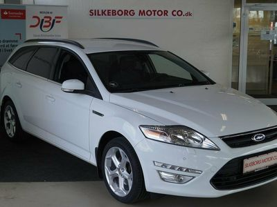 usata Ford Mondeo 2,0 TDCi 163 Collection stc.