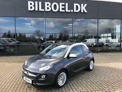 brugt Opel Adam 1,0 T 90 Glam SwingTop