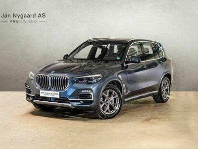 brugt BMW X5 3,0 xDrive40i X-Line aut.