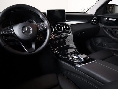 brugt Mercedes C200 aut.