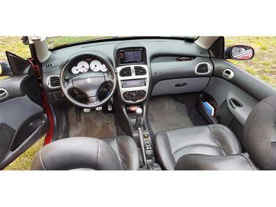 usata Peugeot 206 CC 2,0