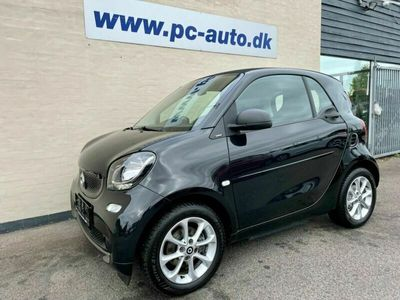 brugt Smart ForTwo Electric Drive Passion 3d