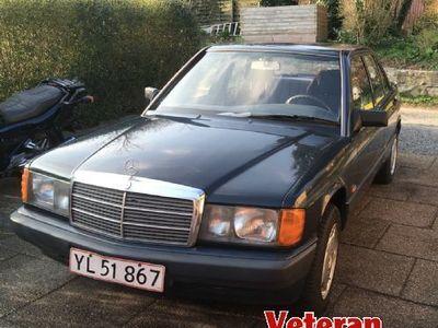 käytetty Mercedes 190 Mercedes-Benz 190 E