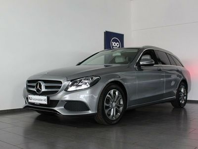 brugt Mercedes C250 d 2,2 stc. aut.