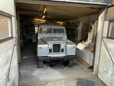 """brugt Land Rover 2 109"""" 2.25 Benzin"""
