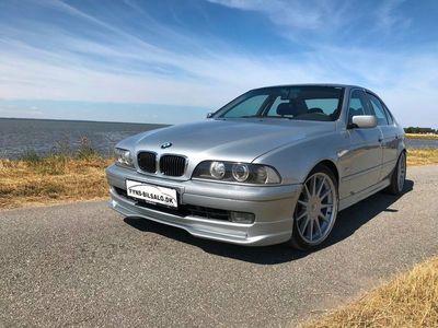 brugt BMW 540 i 4,7 V8 Hartge aut.