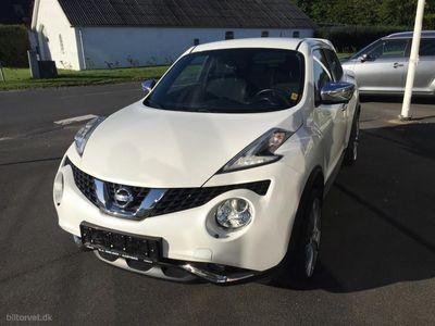 brugt Nissan Juke 1,5 DCi Tekna 110HK 5d 6g