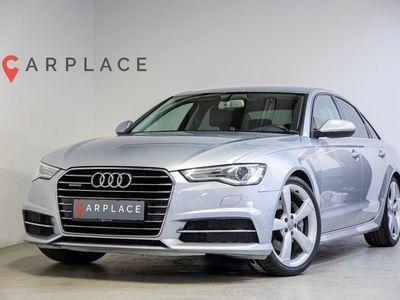 brugt Audi A6 3,0 TDi 218 S-line quattro S-tr.