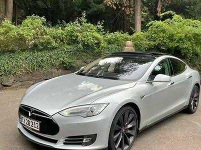 brugt Tesla Model S 85P