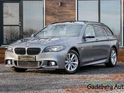 brugt BMW 525 d 2,0 Touring M-Sport xDrive aut.