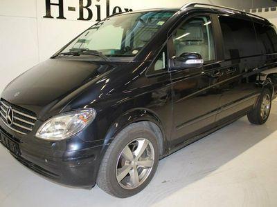 used Mercedes Viano 3,0 CDi Ambiente lang aut.