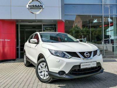 brugt Nissan Qashqai 1,5 DCi Visia 110HK 5d 6g