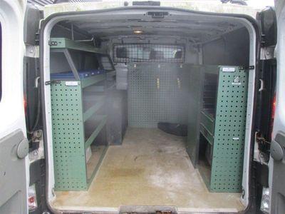 brugt Opel Vivaro L1 1,9 DTI 100HK Van 2006