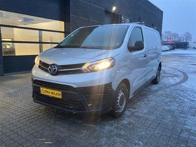 brugt Toyota Proace Medium 2,0 D Comfort 120HK Van 6g