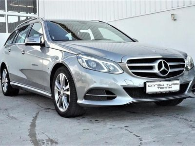 brugt Mercedes E220 T 2,1 CDI BlueEfficiency Avantgarde 170HK Stc 7g Aut.