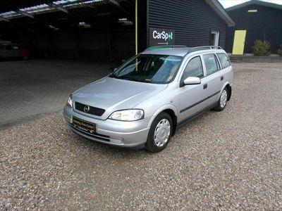 brugt Opel Astra 4 16V 90HK Stc