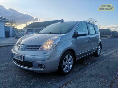 brugt Nissan Note 1.5cdi, 187000km