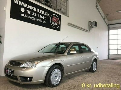 brugt Ford Mondeo 2,5 V6 170 Ghia