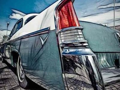 brugt Chrysler Windsor UOPLYST