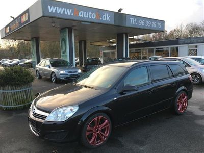 brugt Opel Astra 9 CDTI 120HK Stc