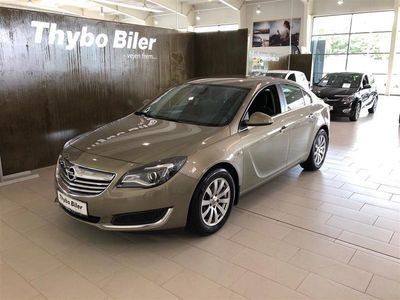 begagnad Opel Insignia 1,4 Turbo Edition Start/Stop 140HK 5d 6g
