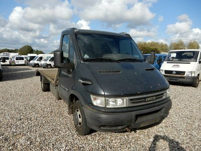brugt Iveco Daily 3,0 35C17 4100mm Lad