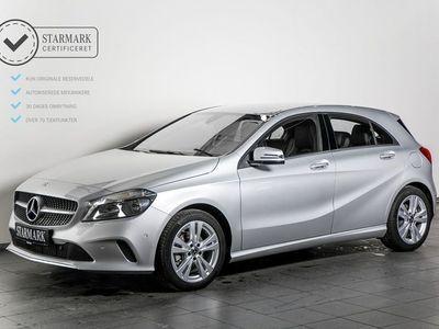 brugt Mercedes A200 1,6 Business aut.
