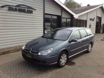 used Citroën C5 1,6 HDi Advance Weekend