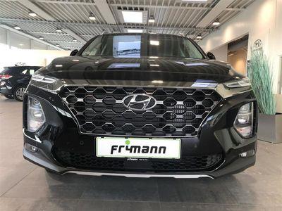 brugt Hyundai Santa Fe 2,2 CRDi Trend Deluxepakke 200HK 5d 8g Aut. B